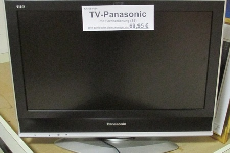 TV 551494 Panasonic 69.95 Euro