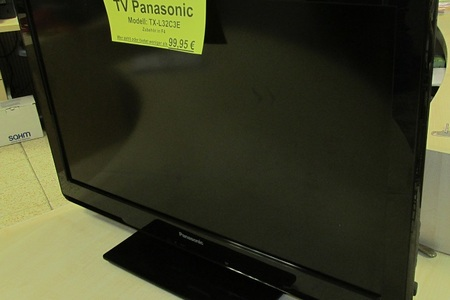 TV 551866a Panasonic 99.95 Euro