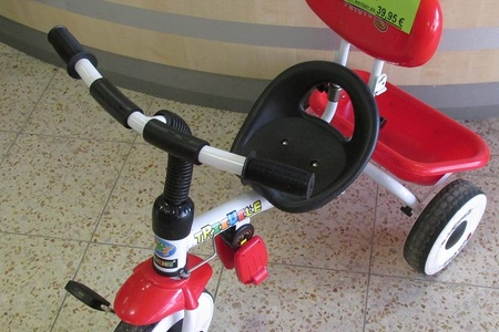 Dreirad 553841 Baby Tricycle 39.95 Euro